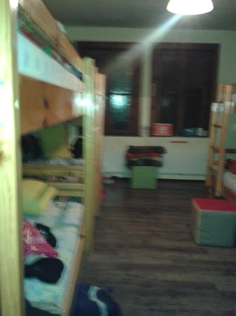 Hostel Mostel: Room