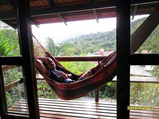 Pousada Porto Belo: Descansando.