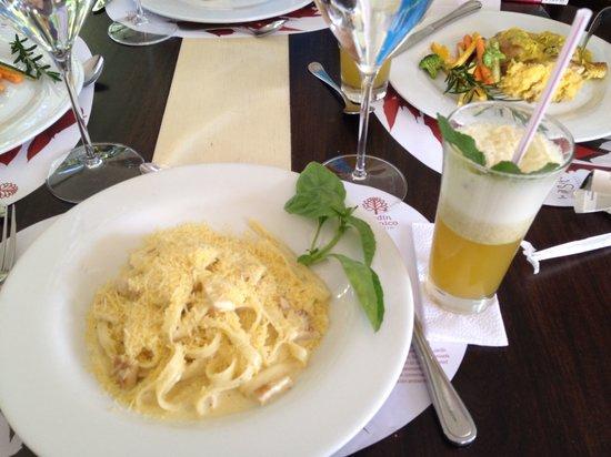 Restaurante In Situ: Muy Rico !美味极了!
