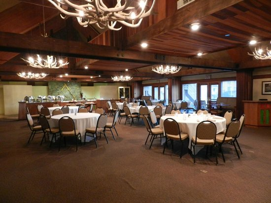 Mammoth Mountain Inn : ristorante