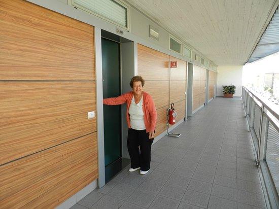 Quadra Key Residence : acceso principal al departamento