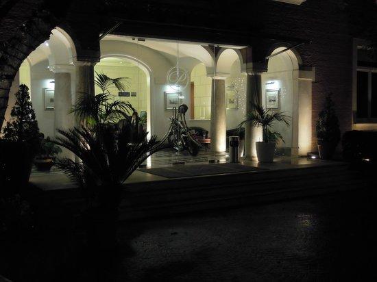 Hotel Principe Torlonia: Ingresso
