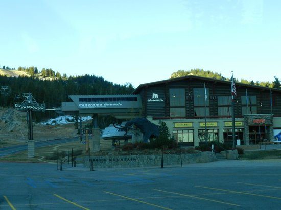 Mammoth Mountain Inn : mammut