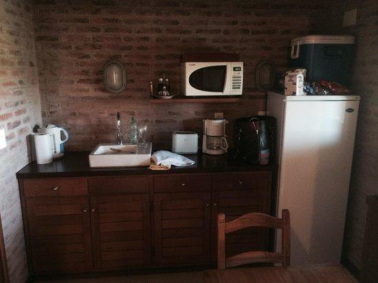 Il Belvedere: Cocina