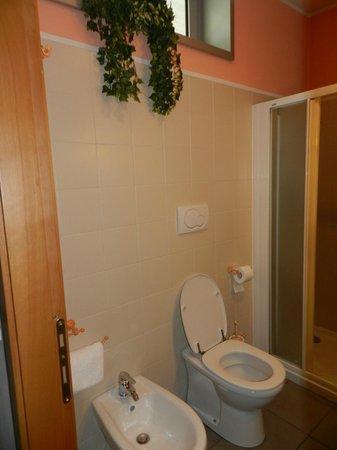 Quadra Key Residence : baño