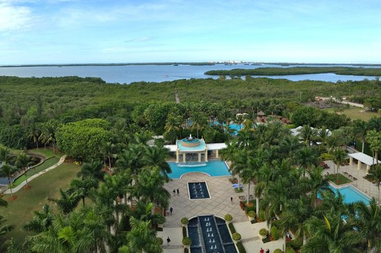 Hyatt Regency Coconut Point Resort and Spa: Beautiful view from room