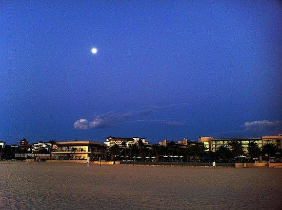 The Grand Mayan Los Cabos: Beach Moonrise