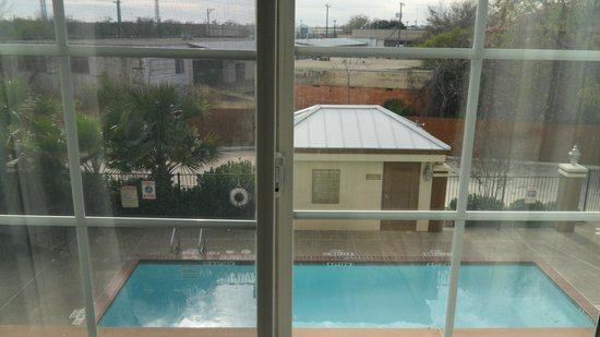 Candlewood Suites San Antonio Downtown : Room #209 - View