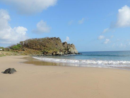 Meio Beach: Praia do Meio