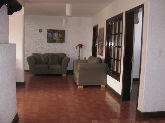 President House Hotel: sala