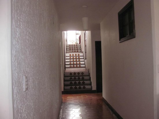 President House Hotel: subida