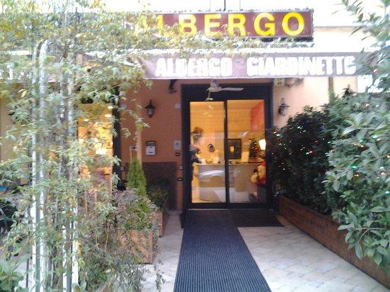 Hotel Giardinetto: giardinetto