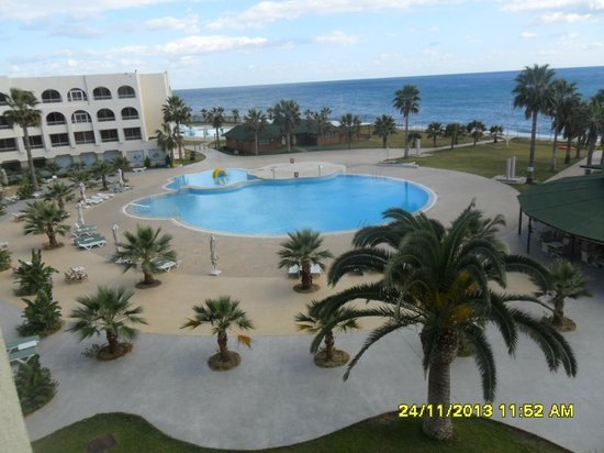 Khayam Garden: pool view