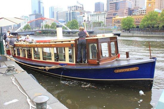 Classic Steamboat Cruises: Great Boat