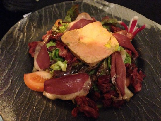 Croc-Loup: Salade landaise