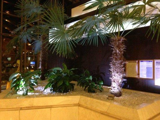 Santiago Marriott Hotel: Loby