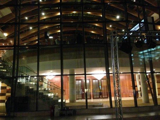 Santiago Marriott Hotel: Lobby