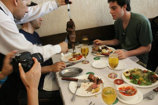 Carretao Classic Grill Ipanema: mas carne!!