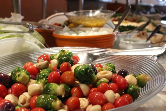 Carretao Classic Grill Ipanema: fresh salad