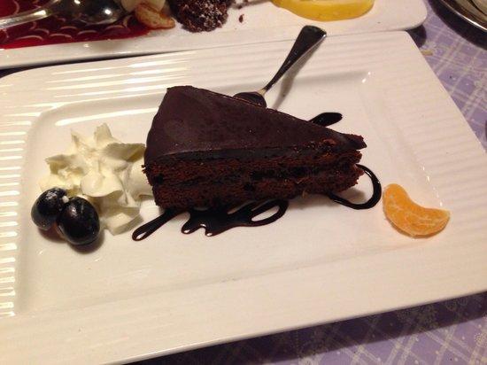 Gasthaus Zwettlers: Desserts