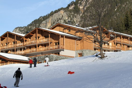 Lagrange Prestige Les Hauts de la Vanoise : Résidence les hauts de la vanoise LAGRANGE PRALOGNAN