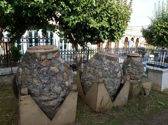 Roman Agora: nice jugs