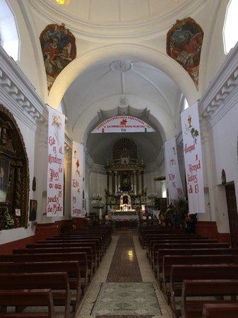 Church in Metapan