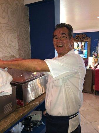 Hotel Le Reve Pasadena: Chef Nacho Cheese