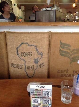 breakfast at el cafe