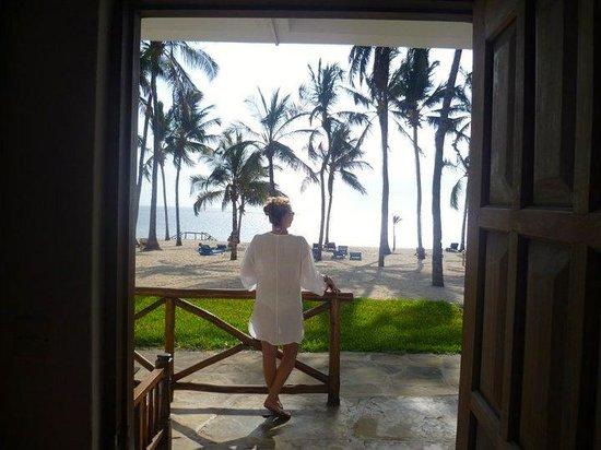 Sandies Coconut Village : vista mare dalla camera