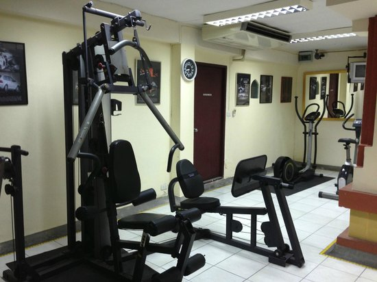 Imm Fusion Sukhumvit: gym