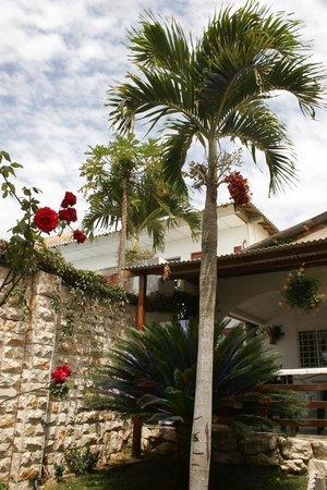 Hosteria Cabanas Casaplaya: areas verdes