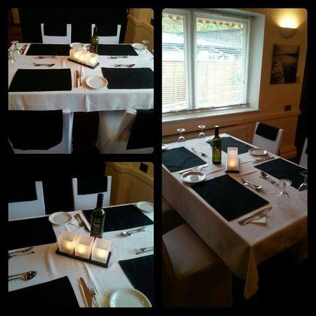 Riverside Restaurant: Riverside decor