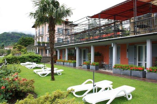 Hotel Belvedere Bellagio : Hotel exterior