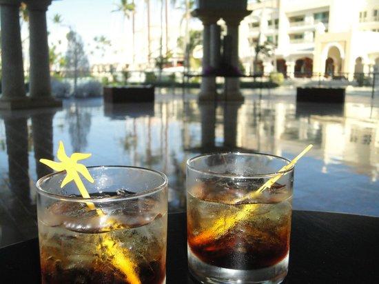 Iberostar Grand Hotel Bavaro : LAst coctailes