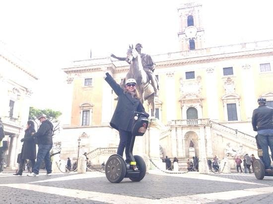 Rex-Tours The Rome Experience: Happy in Rome