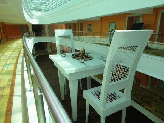 Iberostar Grand Hotel Bavaro : Coulioire