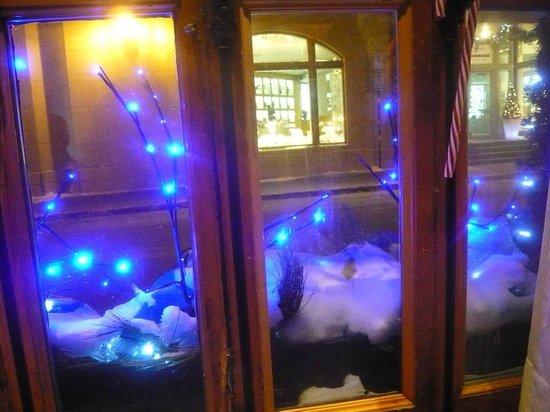 Conti Caffe : Festive during winter!