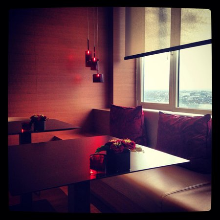 The Hotel - Brussels: Salle lounge