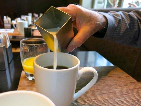 Lenox Hotel : Great breakfasts!