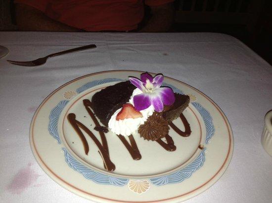 Chef Michael's : Chocolate Nutella Torte