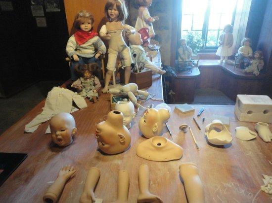 Artlandya: fabricando muñecas