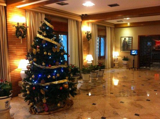 Hotel Fernando III : La Hall