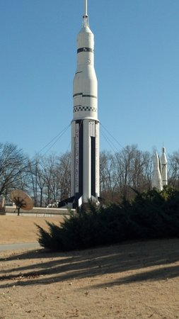 U.S. Space and Rocket Center: rocket!