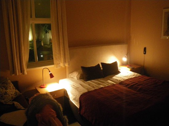 Hotel Leifur Eiriksson : room 302