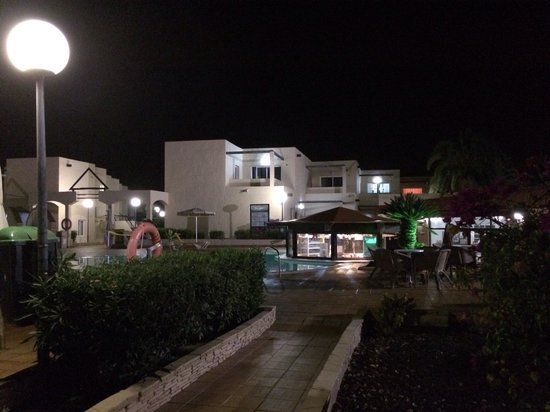 Alisios Playa : Ver de la piscina