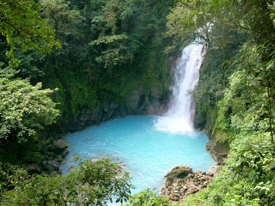 La Carolina Lodge: Rio Celeste