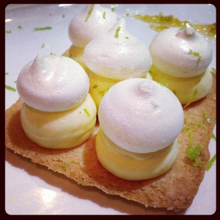 L'Annexe: The Lemon Tart.