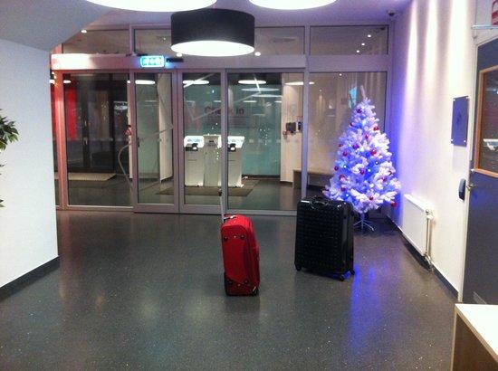 Citybox Oslo : Hall