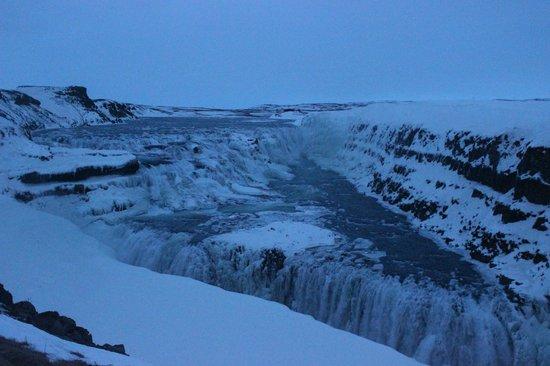 Eskimos Iceland: Gullfoss